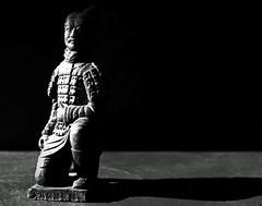 yinyang1 Theme of the week. (jimj0will) Tags: china light blackandwhite bw monochrome dark shadows darkness terracotta highlights souvenir xian yinyang lowkey tabletop themeoftheweek yinyan totw jimj0will jimjowill