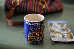 Tasteful Mug (Son of Groucho) Tags: geotagged map lanzarote mug tacky canaryislands 2012 geo:lat=28860293921274025 geo:lon=13816095419296289