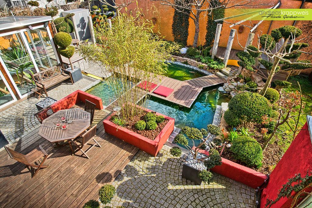 The world 39 s best photos of gartendesign flickr hive mind - Gartenplanung munchen ...