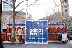 Adidas Boston Marathon | Boxman