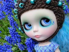 Blythe A Day May 1st ~ Flowers