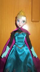 Elsa- Disney Store -  Frozen Deluxe Fashion Pack Doll (Kisa-san Cosplay & Fun) Tags: fashion frozen store doll deluxe disney queen pack elsa arendelle
