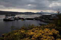 Skye Bridge (Barnaby Nutt) Tags: sea skye island scotland unitedkingdom kayaking