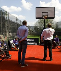 "Stephen Mosley MP takes part in Parliamentary Basketball Challenge • <a style=""font-size:0.8em;"" href=""http://www.flickr.com/photos/51035458@N07/14081721855/"" target=""_blank"">View on Flickr</a>"