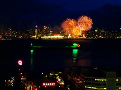 Impromptu Coal Harbour Fireworks Show!! (peggyhr) Tags: canada skyline night vancouver cityscape bc fireworks impromptu coalharbour thegalaxy peggyhr heartawards level1photographyforrecreation thegalaxyhalloffame thelooklevel1red thelooklevel2yellow thelooklevel3orange thelooklevel4purple thelooklevel5green musictomyeyes~l1 super~sixbronzestage1 dsc05684a
