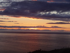 Gamrie Bay 8 (Saf37y) Tags: sunset sea clouds coast scotland aberdeenshire seashore morayfirth gardenstown gamriebay