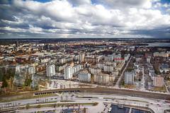Tampere (kristian.valkama) Tags: suomi finland landscape tampere maisema näsinneula maisemakuva kaupunki kaupunkimaisema canoneos100d isstm efs1018mm