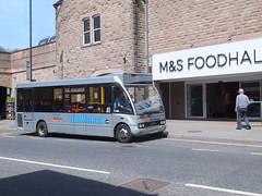 GJ Holmes MX59AVT Matlock (Guy Arab UF) Tags: bus buses derbyshire independent solo holmes gj matlock optare m780sl mx59avt