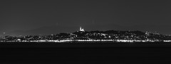 Marseille -  Bonne mre (Explore 13.05.16) (Synopsis --- Ynosang) Tags: bw monochrome mono marseille sony nb alpha nikkor a7 panoramique massilia 105mm synopsis bonnemre ynosang