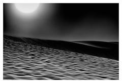 Sandstorm Sunset 3 (jfusion61) Tags: new sunset white black monument contrast landscape mexico nikon dunes national sands minimalist 70200mm d810