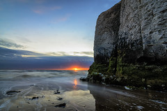 Botany Bay Sunrise (Child of Rarn) Tags: longexposure reflection water sunrise landscape coast countryside seaside botanybay d7000 tokina111628 hoyand32