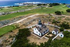 Lighthouse KAP (Wind Watcher) Tags: ocean california light kite water point ds levitation delta kap pinos pideon windwatcher