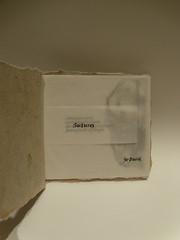 Sutures (ArcticCoyote) Tags: art paper bookbinding bookmaking handmadebooks