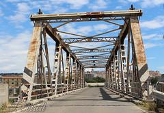 Cagliari - Il vecchio Ponte di Sa Scafa (Franco Serreli) Tags: sardegna bridge sardinia ponte cagliari ponti scafa sascafa