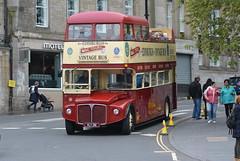 300 (Callum's Buses & Stuff) Tags: london edinburgh royal routemaster londonroad seton lothian erm londontransport eastfield lothianbuses edinburghbus mactours vlt281 erm281