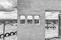 Surreal Views (autobahn66.com) Tags: california blackandwhite art museum outsiderart desert surrealism joshuatree surreal highdesert noahpurifoy