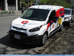 Postes Canada Post 1530105 (TheTransitCamera) Tags: city canada ford vancouver truck postes bc post mail columbia cargo delivery vehicle service british postal van shipping package transitconnect