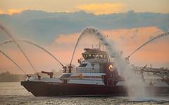 Optic Photo Cruise June 6, 2016 (dansshots) Tags: nyc newyorkcity hudsonriver circleline fdny fireboat bh optic 70200mm photocruise nikond3 dansshots