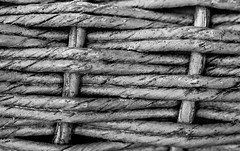 Wicker (kimedwards1123) Tags: abstract 2016 photochallenge