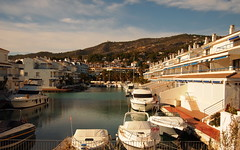 Alcossebre marina (MickyFlick) Tags: valencia marina boats spain mediterranean espana alcoceber alcossebre alcocebre costadelazahar mickyflick