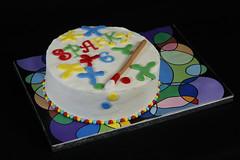 Artist Cake by Kathy J