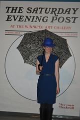 Erin (Winnipeg Art Gallery) Tags: art museum studio gallery winnipeg manitoba wag normanrockwell saturdayeveningpost winnipegartgallery americanchroniclestheartofnormanrockwell