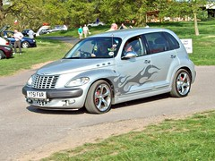 82 Chrysler PT Cruiser Limited (2001) (robertknight16) Tags: usa mexico chrysler 2000s worldcars