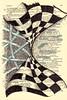 flight (Jo in NZ) Tags: shakespeare linedrawing foundpoetry alteredtext zentangle nzjo abstractillustration