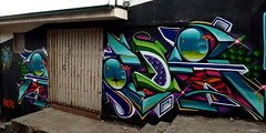 Zade (COLOR IMPOSIBLE CREW) Tags: chile west color tren graffiti valparaiso crew 012 2012 valpo zade imposible fros echaurren