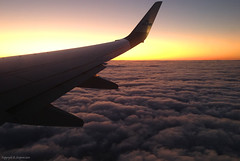 KLM - PH-BGH Sunset wing view (Andrew_Simpson) Tags: sunset sky sun holland netherlands amsterdam clouds wing boeing klm schiphol ams 737 eham 737700 wingview royaldutchairlines amsterdamairport amsterdamschiphol skyteam amsterdaminternationalairport aircraftwing klmroyaldutchairlines skyteamalliance phbgh