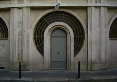 The Door (Py All) Tags: door city paris france wall europe capital porte capitale mur arrondissement ville faade 11me 75011