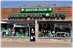 South Side Irish Imports (seanbirm) Tags: chicago illinois saturday stpatricksday cookcounty march17 111thst mountgreenwood mtgreenwood southsideirishimports