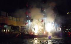 Las Vegas - Treasure Island - Sinking Pirates Ship