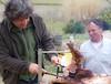 Roasted pig (andreroseta) Tags: party verde portugal canon event castro 7d 2012 casevel ilustrarportugal