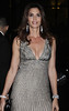 Cindy Crawford 2012 amfAR New York Gala at Cipriani Wall Street - Outside Arrivals New York City, USA