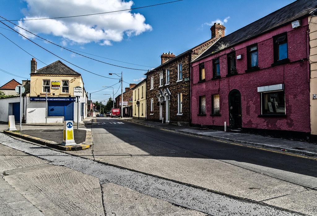 Irishtown - Pembroke Street