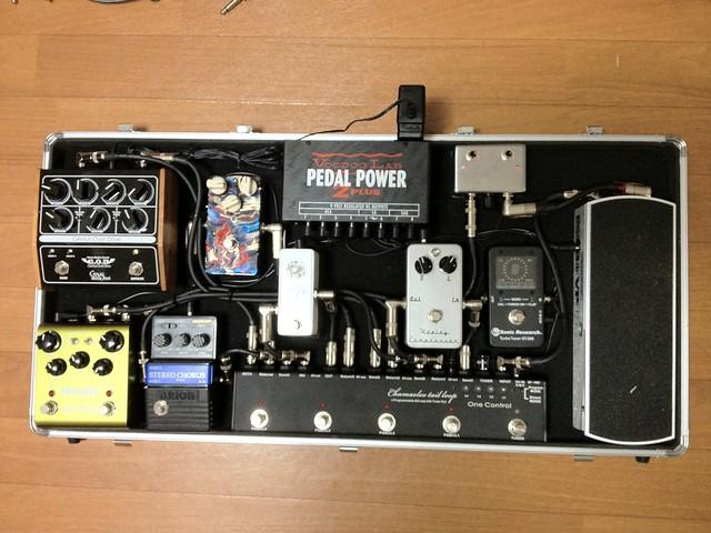 Stomp box / 2012.3.26