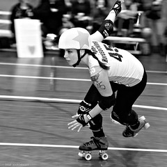 Pippi Hardsocking (nocklebeast) Tags: sports action rollerderby cal skates thebigo attribution somerightsreserved noncommercial springfieldor dcrollergirls scdg konicahexanon60mmf12ltm pippihardsocking45 santacruzderbygirls willamalanesportscenter bo2012 bobigo rollerderbysportsskatesthebigospringfield orwillamalanesportscenter