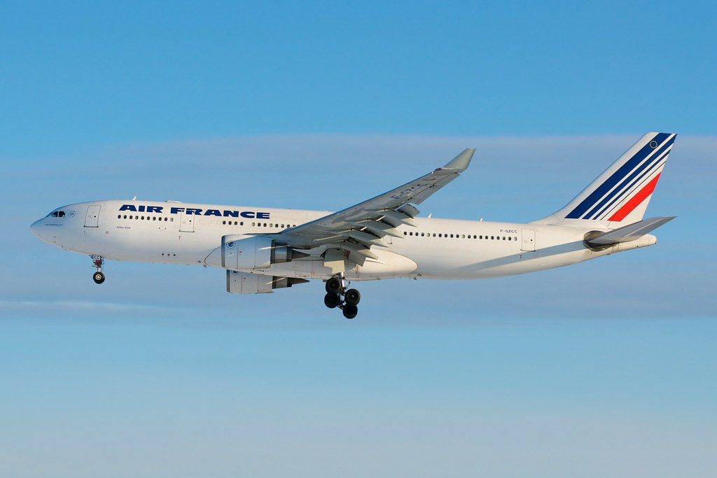 Air France by BriYYZ, on Flickr