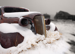 MC219 - 1937 vintage Chevrolet master deluxe coupe covered in snow, Bodie State Historic Park, California, USA (Brad Mitchell Photography) Tags: auto california old winter usa snow building chevrolet abandoned window car wall neglect sedan vintage outside bury rust ruins exterior unitedstates buried snowy antique decay curtain unitedstatesofamerica under neglected ruin rusty dirty historic grill chevy cover abandon covered worn western vehicle ghosttown curtains historical torn weathered rusting bodie rough 37 highsierras derelict coupe deserted decaying dilapidated ragged tattered highsierra ruined 1937 chev deterioration deteriorate deteriorating monocounty bodiestatehistoricpark bodiestatepark masterdeluxe