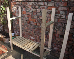 Potting Table__03 (chippykev) Tags: york diy gardening homeprojects pottingtable pottingbench kevinbailey joinerkev chippykev howtobuildadiypottingbenchchippykevkevinbaileypottingtable
