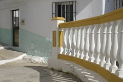 Almogia, Andalusia (dbrandwijk) Tags: white yellow spain wit spanje andalusie almogia
