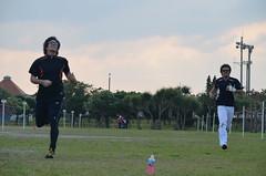 DSC_0152 (mechiko) Tags: 横浜ベイスターズ 120209 荒波翔 嶋村一輝 横浜denaベイスターズ 2012春季キャンプ
