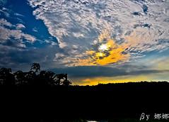 beautiful sky (娜 娜☂Nana) Tags: light sky love beautiful silhouette clouds nikon with taiwan 台灣 i 我愛台灣 d7000 natureskytaiwan