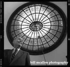 julian lapides portrait by bill mcallen (bill mcallen) Tags: school heritage window club julian university maryland baltimore law tiffany preservation engineers naacp lapides