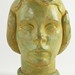 338. Ceramic Portrait Bust