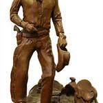 """<b>Ramrod</b><br/> Glenn E. Emmons """"Ramrod"""" Wood, 1979 LFAC #940<a href=""""http://farm8.static.flickr.com/7206/6926044847_75e8162946_o.jpg"""" title=""""High res"""">∝</a>"""