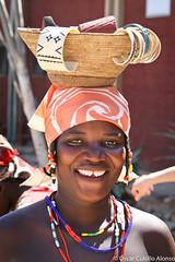 Zemba (Oscar Cubillo) Tags: africa teeth tribe namibia filing tribu