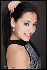 Dora (Filipe Batista) Tags: lighting light portrait white luz portugal studio flash estudio softbox trigger triggers canon580exii disparadores 5dmkii ctr301p filipebatista