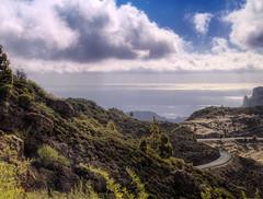 La Gomera Landscape (Wolfgang Staudt) Tags: landscape rocks kanaren insel landschaft canaryislands lagomera mrchenwald kanarischeinseln nebelwald wolfgangstaudt parquenacionaldegaranjonay